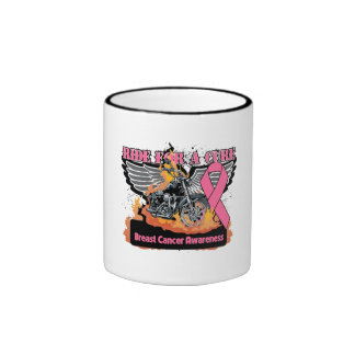 Breast Cancer Ride For a Cure Mug