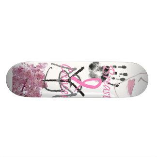 Breast Cancer SB Skateboard Deck