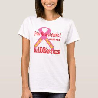 Breast cancer shirt. T-Shirt