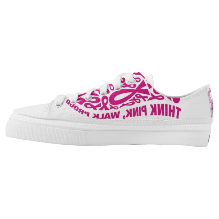 Breast Cancer Shoes | Zazzle.com