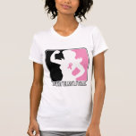 Breast Cancer Strength Fight Like A Girl Shirt