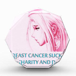 Breast Cancer Sucks Sad Anime Face Award