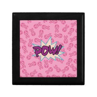 Breast Cancer Super Hero Gift Box