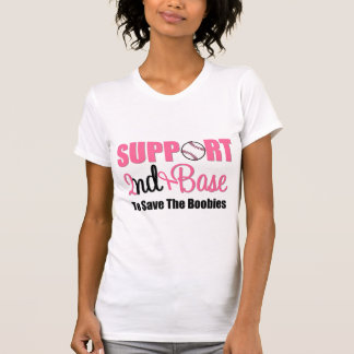 Breast Cancer Support 2nd Base Shirts