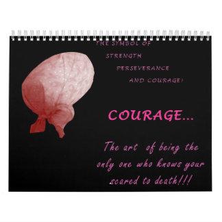 Breast Cancer Support Calendar