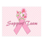 Breast Cancer Support Team Post Cards
