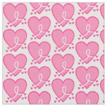 Breast Cancer Survival Heart Fabric