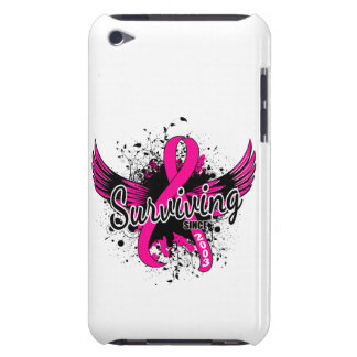 Breast Cancer Surviving Since 2003 Barely There iPod Case