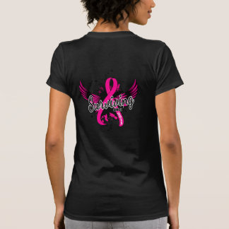 Breast Cancer Surviving Since 2011 T-shirt