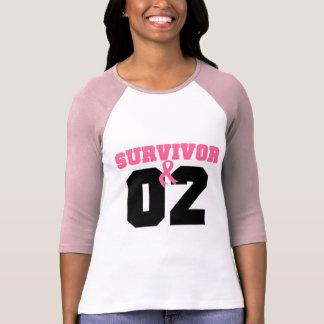 Breast Cancer Survivor 2 Years T-Shirt