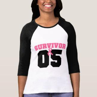 Breast Cancer Survivor 5 Years Tshirt