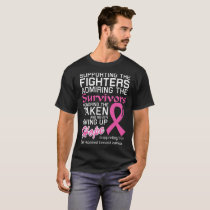 Breast Cancer Survivor Awareness Honouring Tshirt