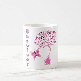 Breast Cancer Survivor Coffee Mug