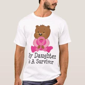 Breast Cancer Survivor Daughter T-Shirt