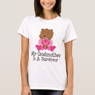 Breast Cancer Survivor Godmother T-Shirt
