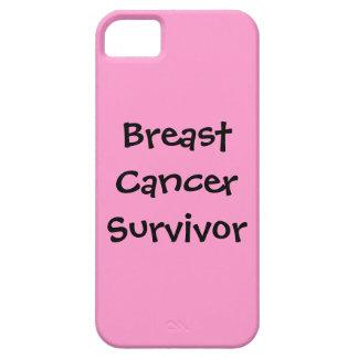 Breast Cancer Survivor iPhone SE/5/5s Case