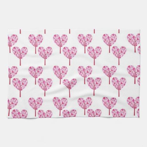 Breast Cancer Survivor Pink Ribbon Tree Gifts Kitchen