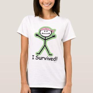 Breast Cancer Survivor Radiation T-Shirt