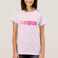 Breast Cancer Survivor Shirt