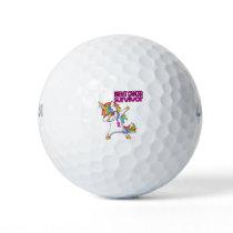 BREAST CANCER Survivor Stand-Fight-Win Golf Balls