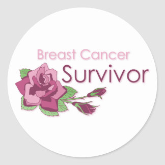 Breast Cancer Survivor Sticker