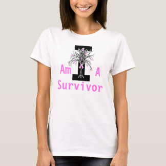 Breast Cancer Survivor Tree Of Hope T-Shirt