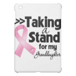 Breast Cancer Taking a Stand For My Granddaughter Case For The iPad Mini