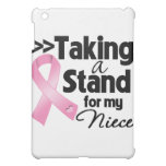 Breast Cancer Taking a Stand For My Niece Cover For The iPad Mini