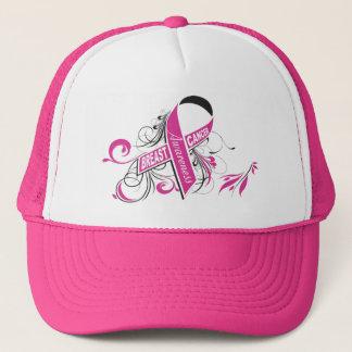 Breast Cancer think pink Trucker Hat