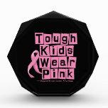 Breast Cancer Tough Kids Wear Pink Award