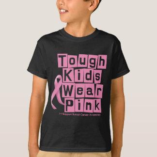 Breast Cancer Tough Kids Wear Pink T-Shirt