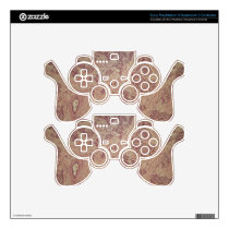 Breast cancer under the microscope PS3 controller decal