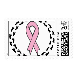 Breast Cancer Walk Postage