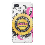 Breast Cancer Warrior 23 Case For iPhone 4