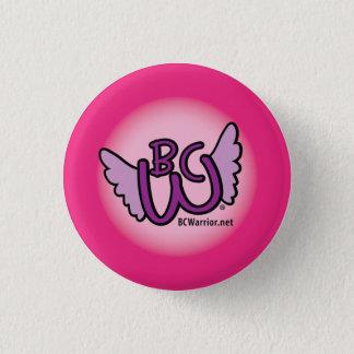 Breast Cancer Warrior Button