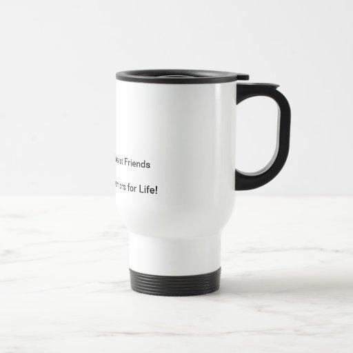 Breast Cancer Warrior Travel Mug