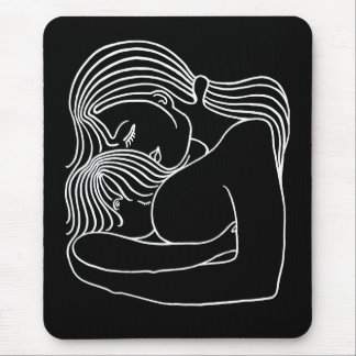Breast-feeding Mouse Pad