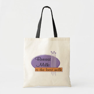 Breast Milk Is The Best Milk Tote Bag