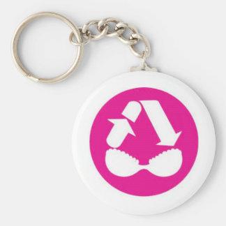 Breast Oasis Keychain