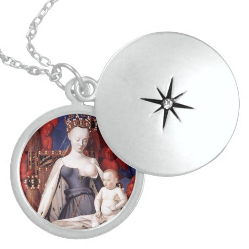 BREAST OF MARY PENDANT