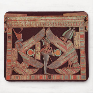 Breast plate depicting Osiris, god of Mouse Pad