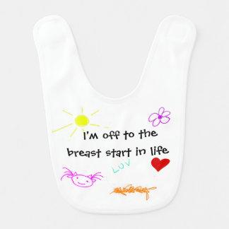 Breast Start Bib
