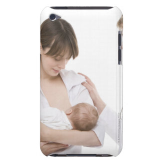 Breastfeeding advice from a doctor barely there iPod cover