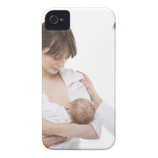 Breastfeeding advice from a doctor iPhone 4 covers