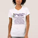 Breastfeeding Benefits Tshirts