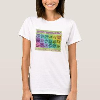 Breastfeeding Bingo T-Shirt