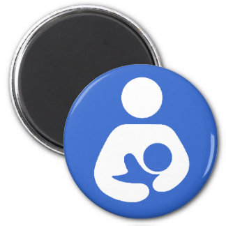 Breastfeeding International Symbol Magnet