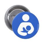 Breastfeeding International Symbol Pin