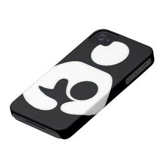 Breastfeeding iphone 4 Cover (Black)