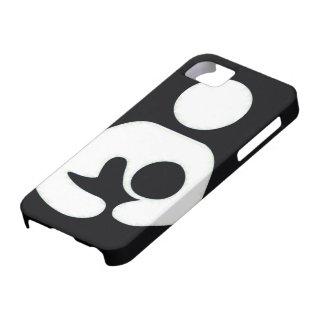 Breastfeeding iphone 5 Cover (Black)